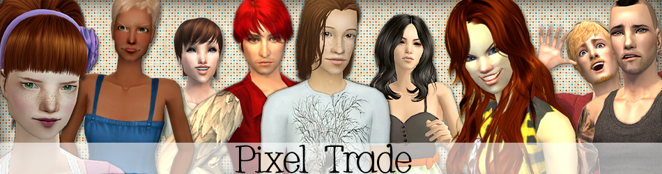 Pixel Trade Livejournal Community Banner