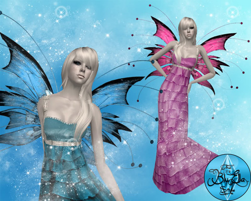 Wing Set ~11 Color~ [Y.Adult & Adult - Female & Male]