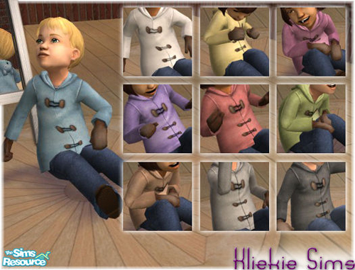"kliekie""s 10 Toddler outerwears!"
