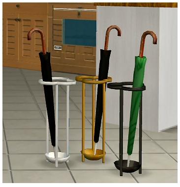 boblishman testers wanted metal umbrella stand with umbrella