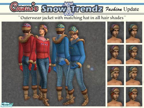 Cruella56's Snow Trendz