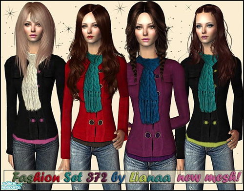 Fashion Set 372 by Lianaa