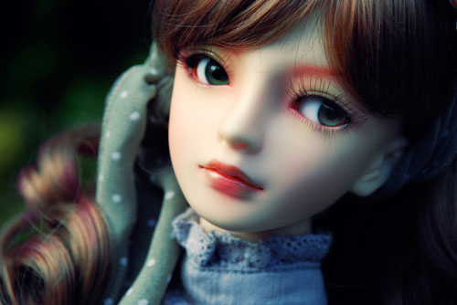 Virigina, my Volks School C Super Dollfie 10