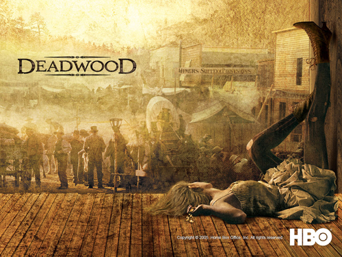 Deadwood = uberness