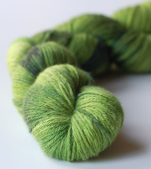 Ancient Forest on Elizabeth Bennet from Shop Yarn Love